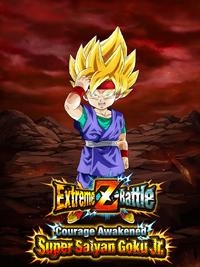EZA SS Goku Jr
