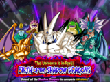 Universal Crisis! Birth of Shadow Dragons