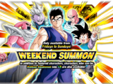 Ticket Summon: Weekend Ticket