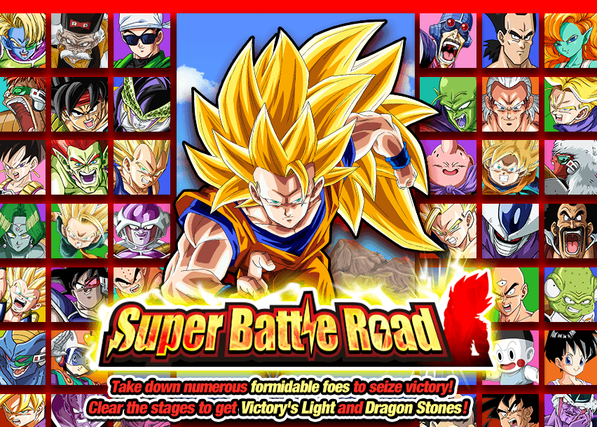 Tactics: Super Battle Road (11-20) | Dragon Ball Z Dokkan Battle
