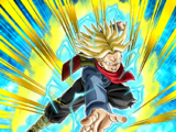 Lightning-Fast Strike Super Saiyan Trunks (Future)