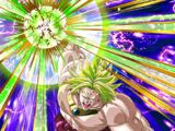 Super Warrior of Destruction Legendary Super Saiyan Broly