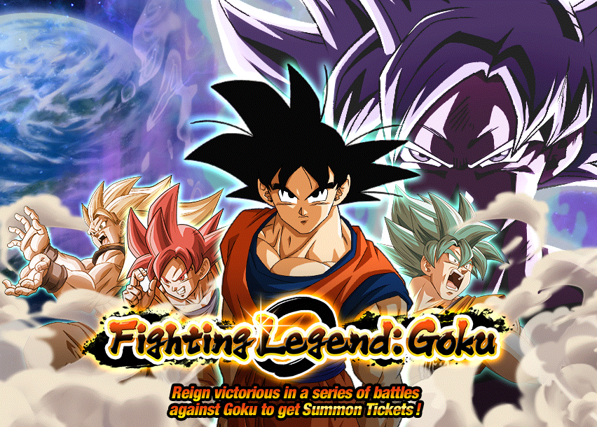 Goku's Legendary Battle | Dragon Ball Z Dokkan Battle Wikia