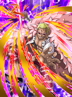 Donquixote Pirates Doflamingo