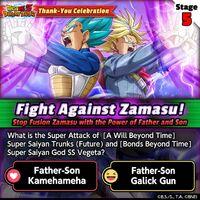 Fight Against Zamasu 5