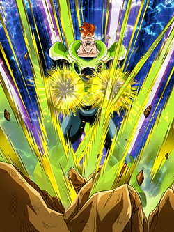 SSR Android 16 SuperStrike INT HD