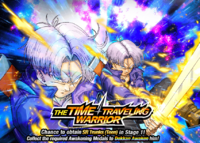 The Time Traveling Warrior Super Strike Event