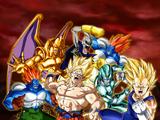 Extreme Z-Battle: Ultimate Clash Warriors