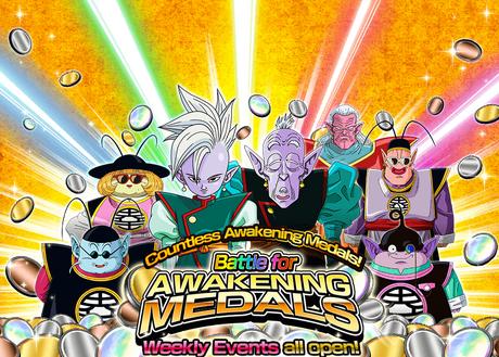 Event Countless awakening big