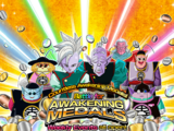 Countless Awakening Medals! Battle for Awakening Medals
