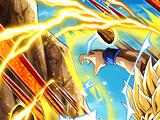 Passion-Inciting Fighting Spirit Super Saiyan 2 Goku (Angel)