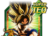 Everlasting Legend Super Saiyan Goku