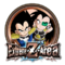 Kid Vegeta & Raditz Bronze