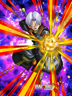 SSR Xeno Trunks SuperStrike TEQ HD (Fixed)