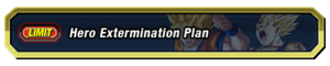 Hero Extermination Plan