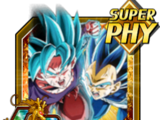 Surpassing Endless Power Super Saiyan God SS Goku (Kaioken) & Super Saiyan God SS Evolved Vegeta