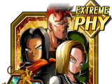 The Androids' Journey Androids 17 & 18/Android 16