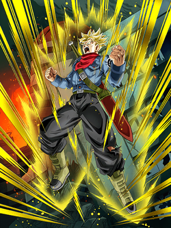 UR SS Future Trunks Super TEQ HD (Fixed)