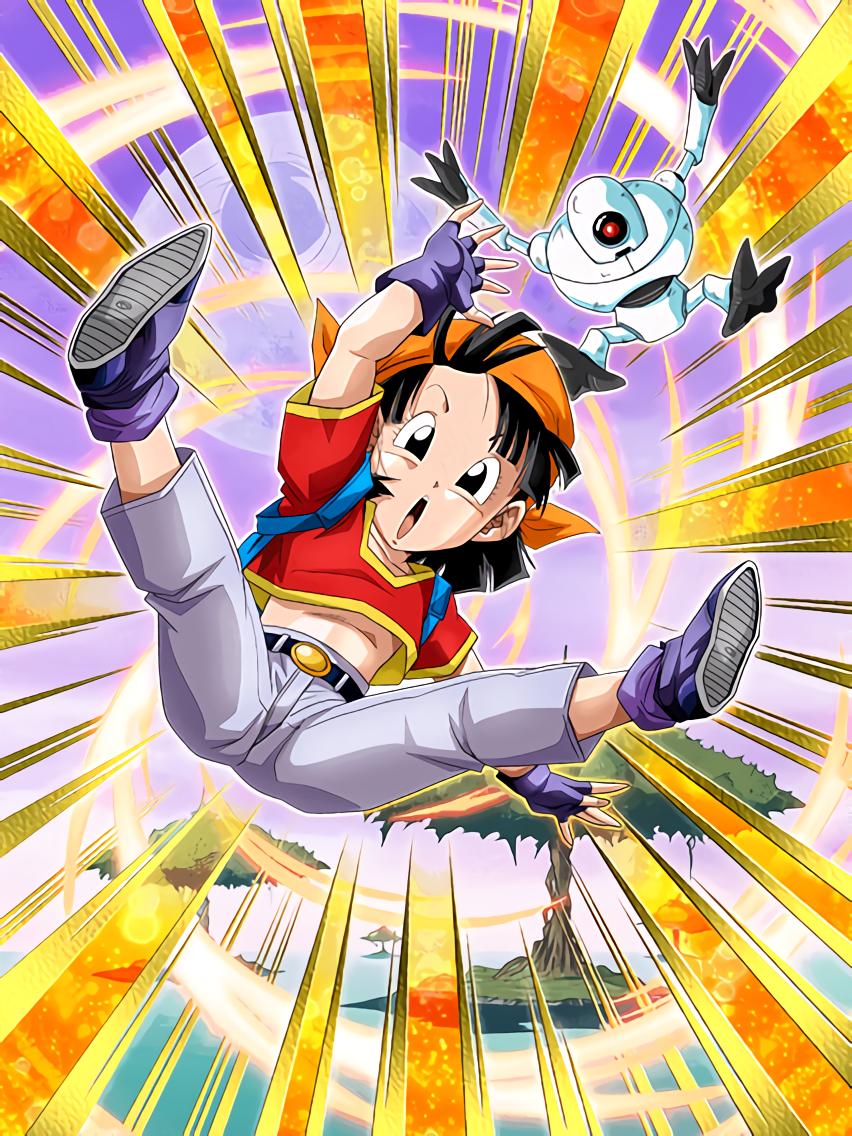 Pan (DRAGON BALL) Image #3160592 - Zerochan Anime Image Board