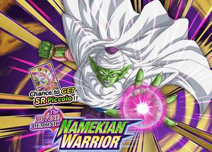 Event God magic namek warrior big