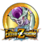 Frieza 2nd Form Gold
