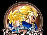Extreme Z-Awakening Medals: Super Saiyan Goku-Super Saiyan Gohan (Youth)