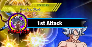 UI Goku damagetest2