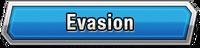 Evasion Skill Effect