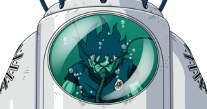 Server Maintenance Goku