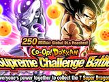 250M Global DLs Reached! Co-Op! Dokkan Supreme Challenge Battle