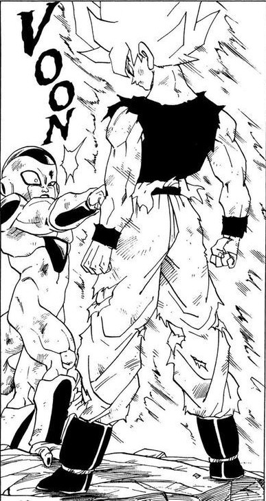 Dragon Ball 124 The Super Saiyan