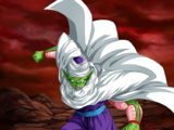 Extreme Z-Battle: Battle as a Namekian Piccolo