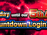5th Anniversary Campaign Global