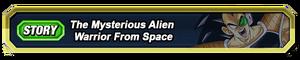 Mysterious Alien Warrior