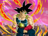 Kakarot's Father Bardock