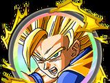 Awakening Medals: Warrior's Mark (SS2 Goku)