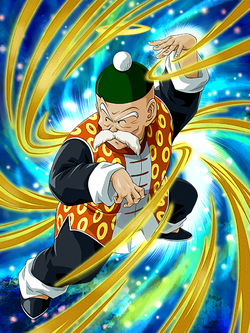 SSR Grandpa Gohan SuperStrike STR HD (Fixed)