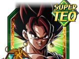 Ultimate and Invincible Fusion Vegito