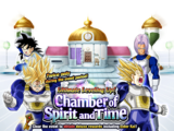 Ultimate Leveling Up! Chamber of Spirit and Time