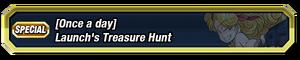 Launch's Treasure Hunt 250m