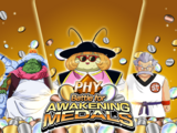 PHY Battle for Awakening Medals