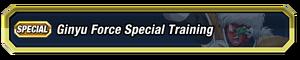 Ginyu Force Training Jeice