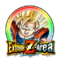 TEQ SS2 Goku Rainbow