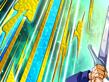 Magnificent Swordsmanship Trunks (Teen)