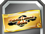 Ticket Summon: Fighting Legend: Goku