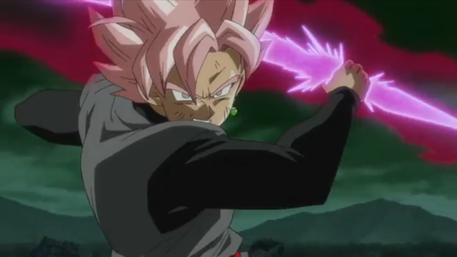 Dokkan Awaken Goku Black Rose