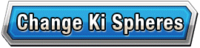 Change Ki Spheres Skill Effect