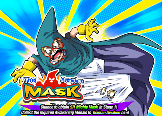 Event Mighty Mask Super Strike