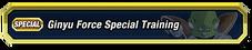 Ginyu Force Training Guldo