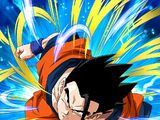 Leaps and Bounds Ultimate Gohan